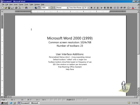 microsoft word 2000 free download full version