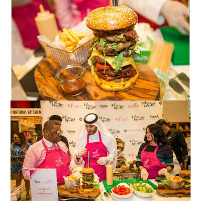 World's most expensive Burger sells for N4.5 million in Dubai