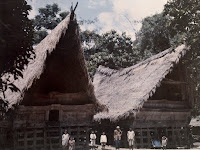 Kumpulan Foto Desa Batak Tempo Dulu