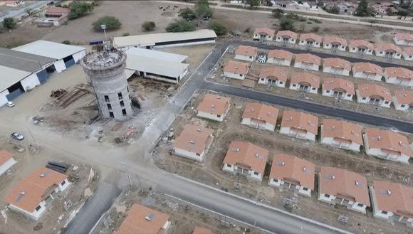 Prefeitura de Campina sorteia nesta quarta casas do Aluízio Campos