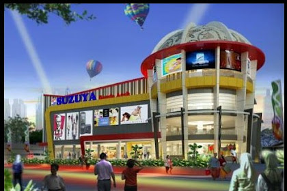 Lowongan Kerja Penempatan Suzuya Mall Banda Aceh