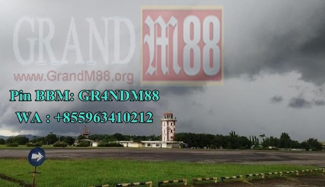 Awan Hitam Dan Cuaca Menakutkan Di Makassar VIRAL !!