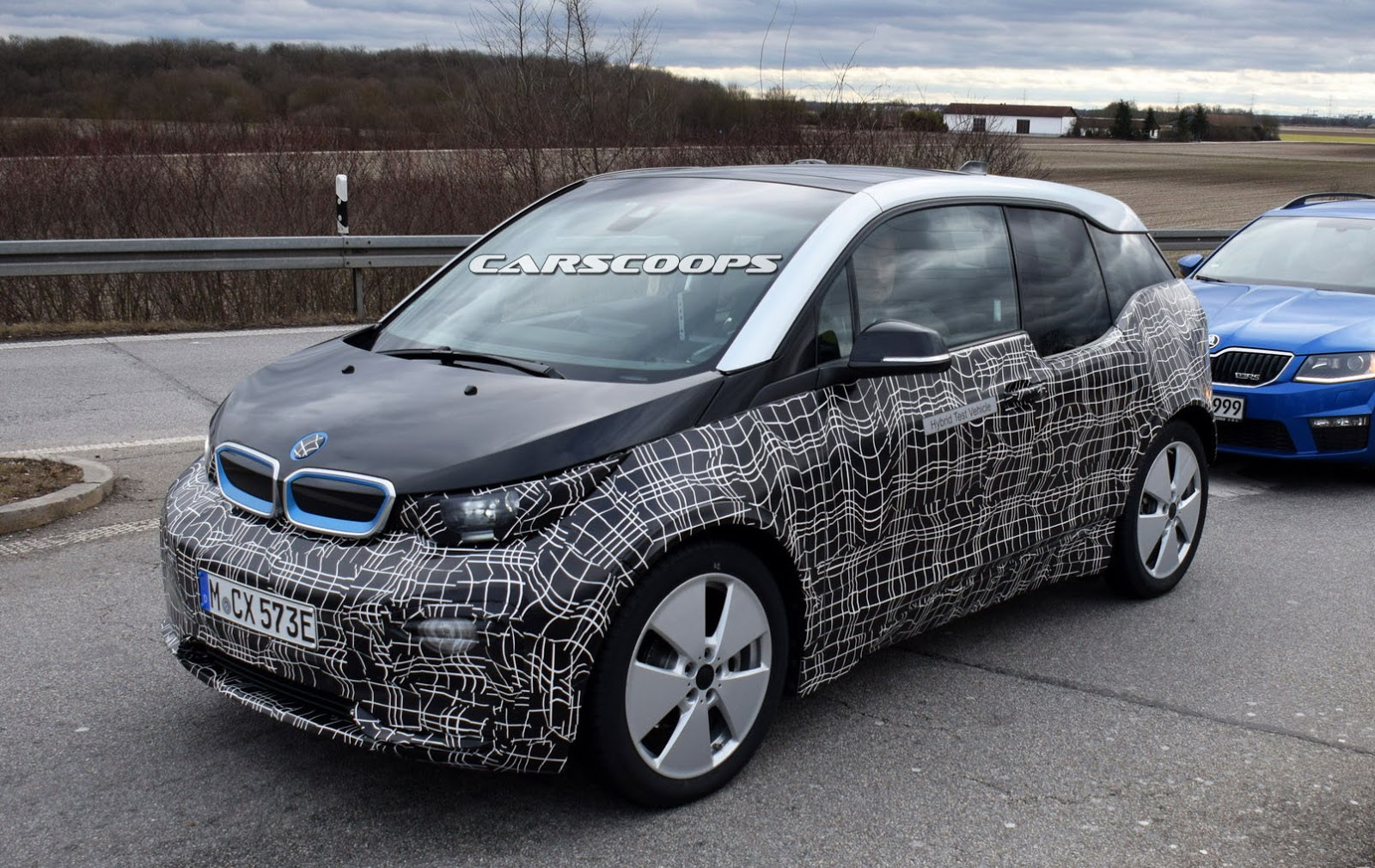 hotter bmw i3s iperformance to gain 20hp and updated chassis carscoops. Black Bedroom Furniture Sets. Home Design Ideas