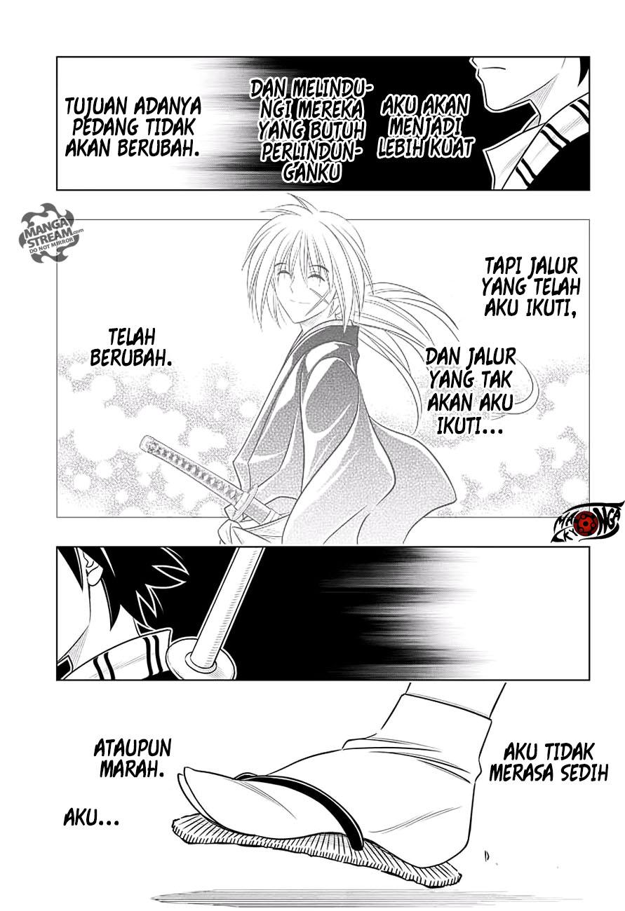 Rurouni Kenshin: Hokkaido-hen Chapter 03-24