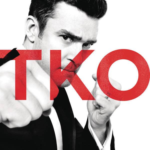 Justin Timberlake - TKO - Single Cover