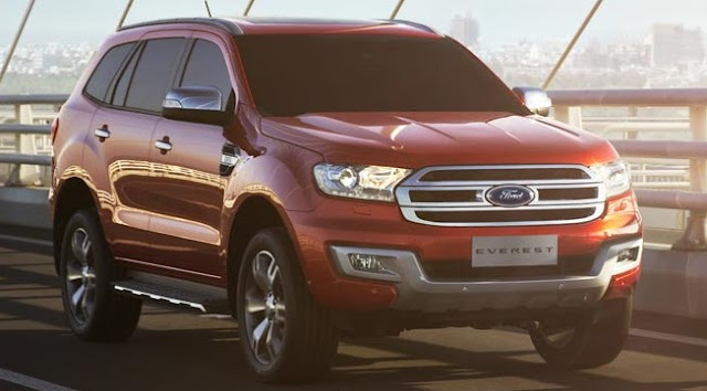 Keunggulan Mesin Ford Everest Terbaru