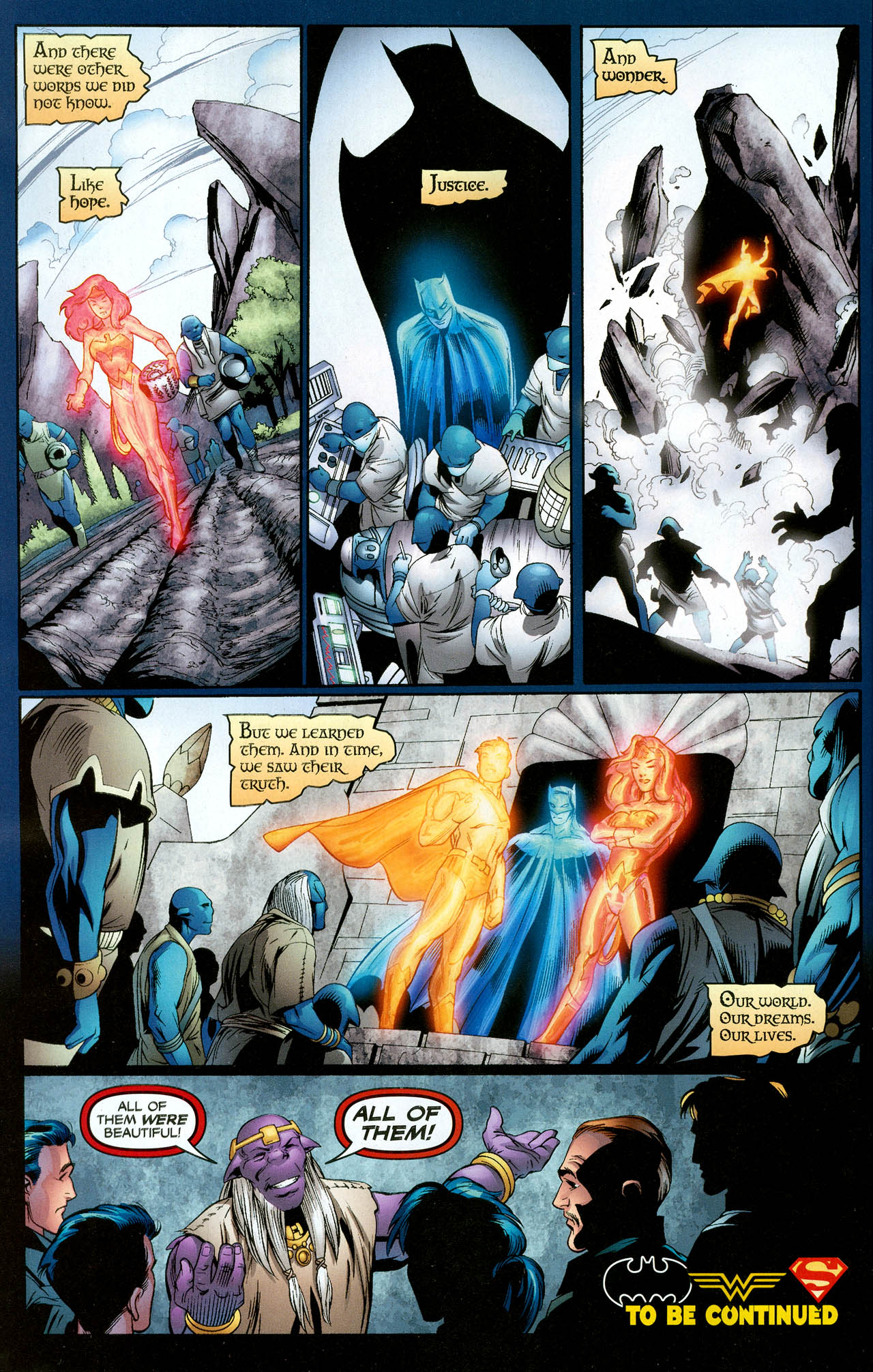 Read online Trinity (2008) comic -  Issue #30 - 16