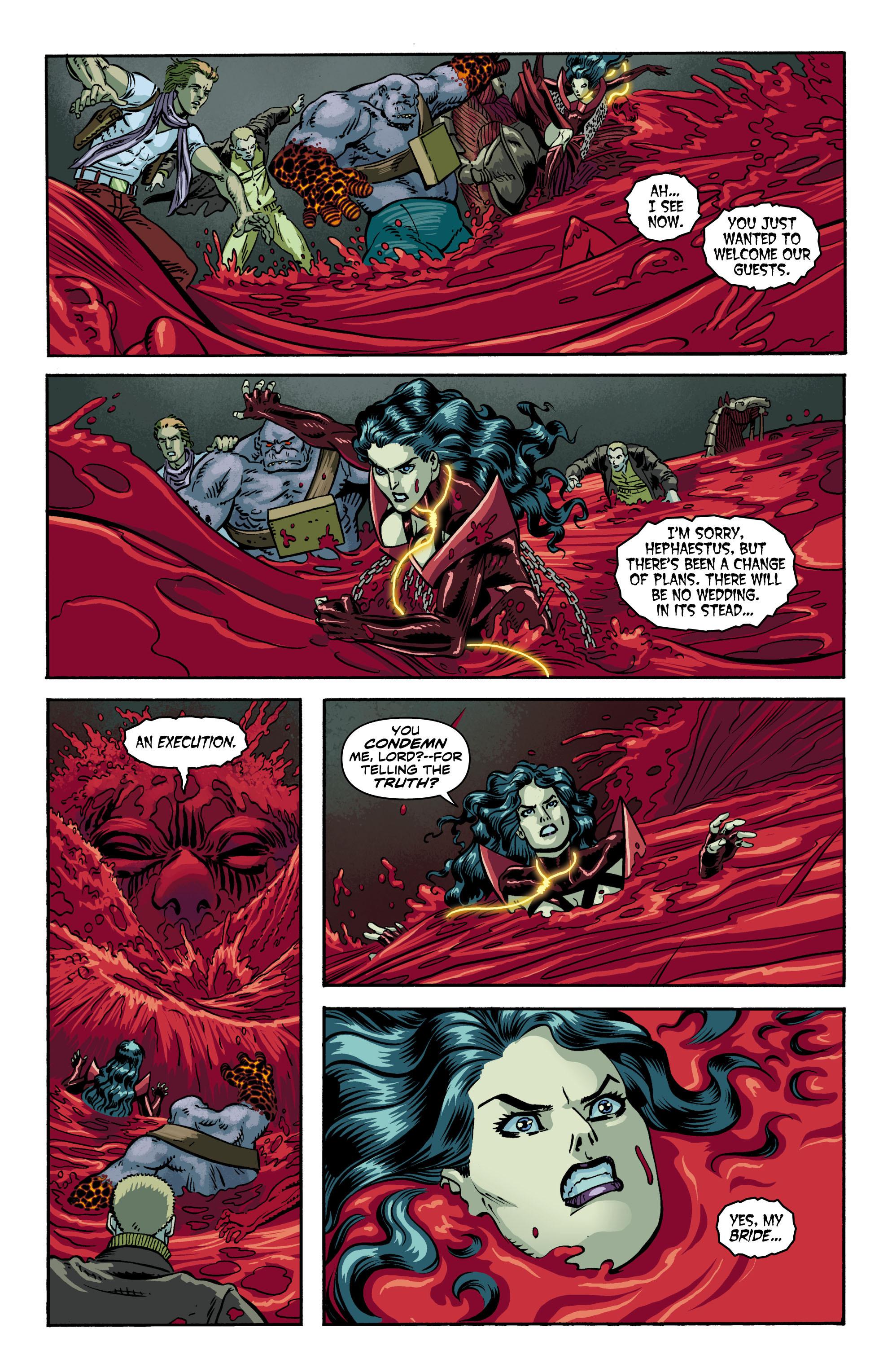 Read online Wonder Woman (2011) comic -  Issue #10 - 11