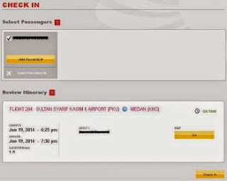 Check In Web Lion Air-Langkah 5