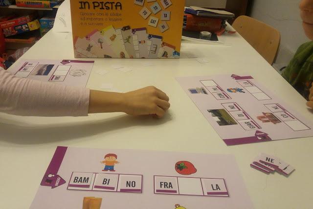 homeschooling e giochi da tavolo