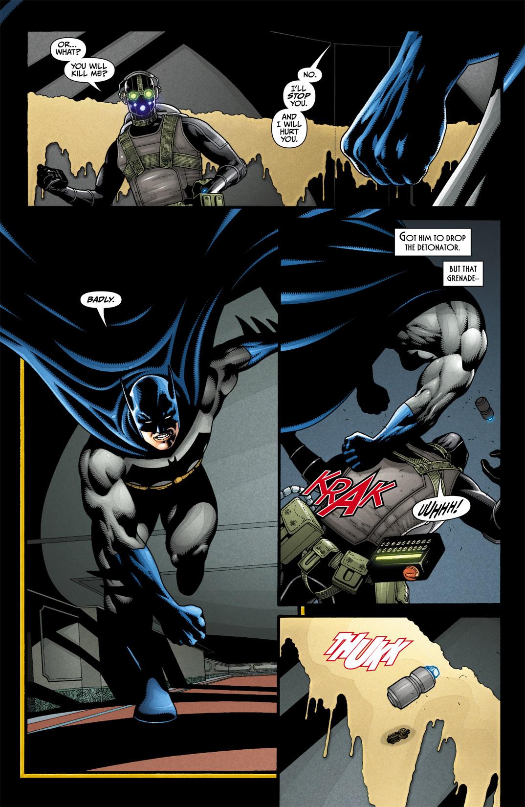 Detective Comics (1937) 830 Page 16
