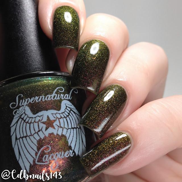 Supernatural Lacquer-Yggdrasil