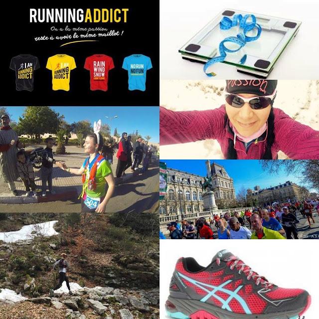 Coup de coeur web course à pied et running