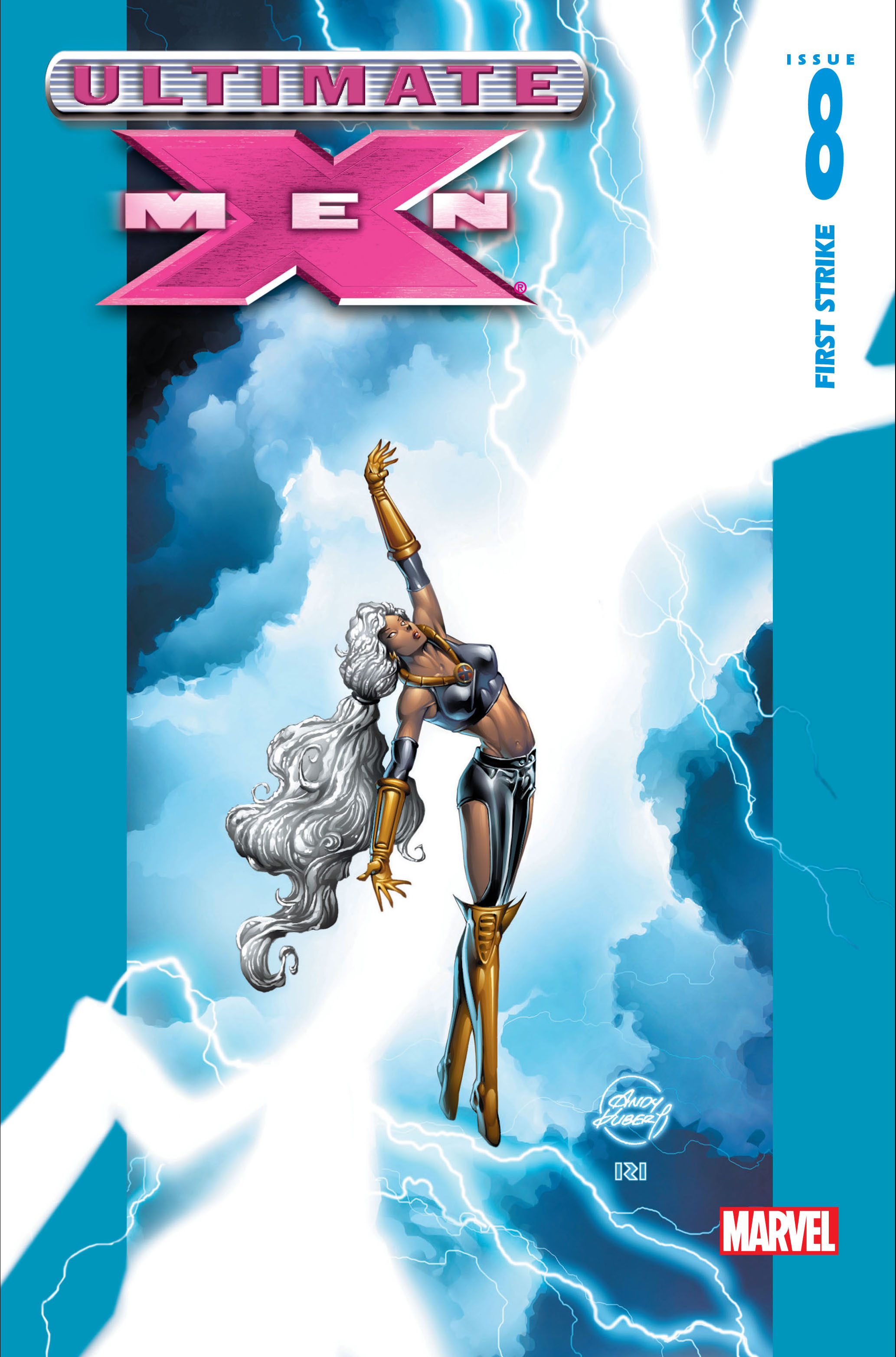 Read online Ultimate X-Men comic -  Issue #8 - 1