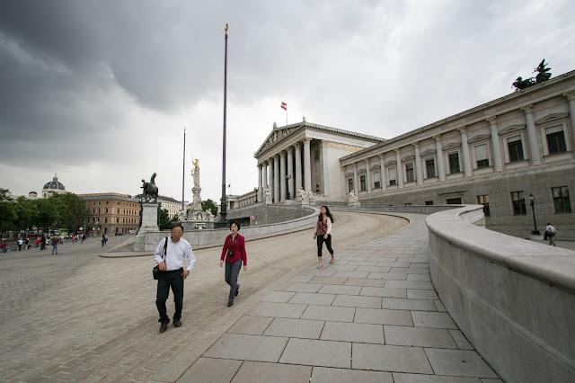 Parlamento-Vienna