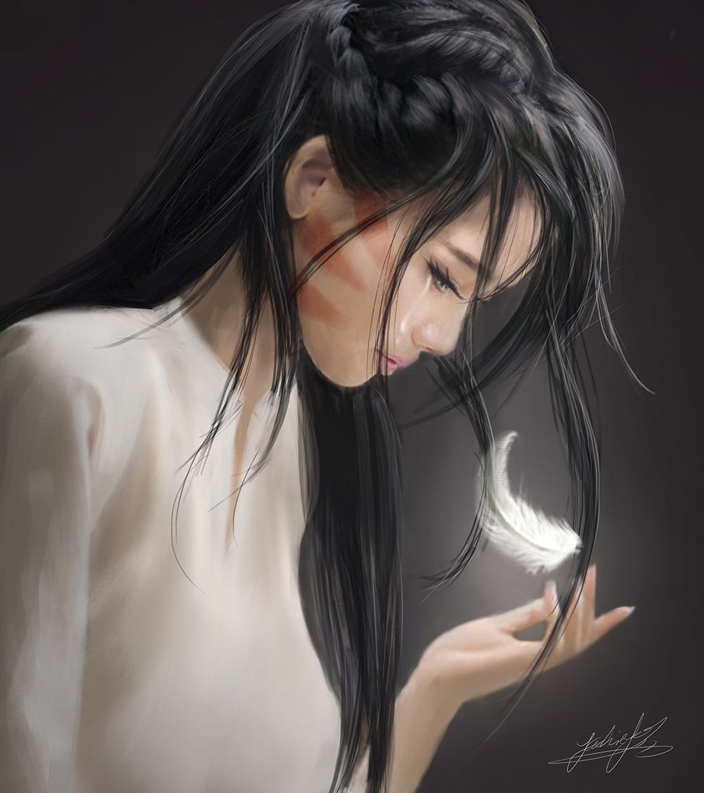 A incrível arte de Jackie Felix Wei