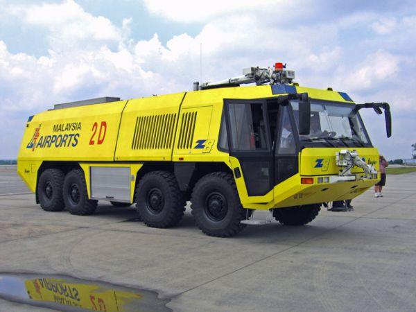 Foto Mobil Pemadam Kebakaran Tercanggih 11