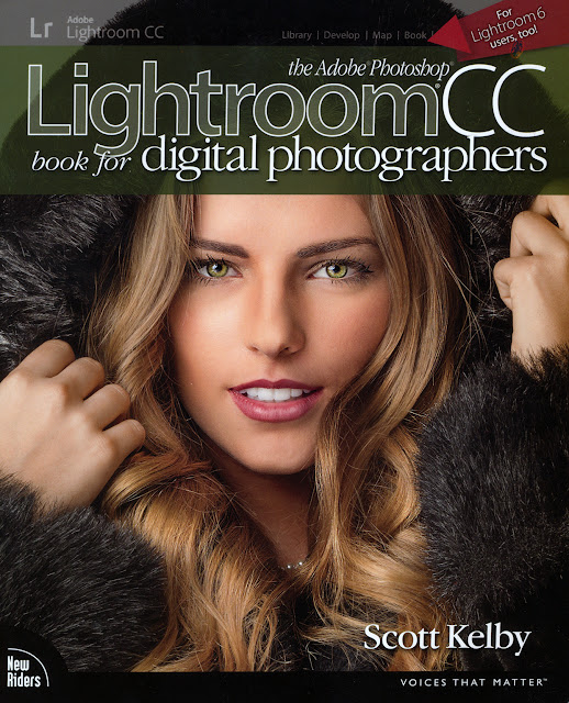 Adobe Photoshop Lightroom Book for Digital Photographers by Scott Kelby