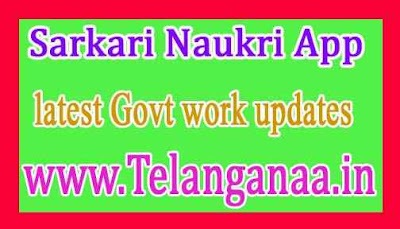 Sarkari Naukri App for the latest Govt work updates on Mobile