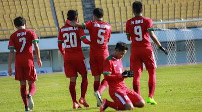Daftar Pemain Timnas Indonesia U-19