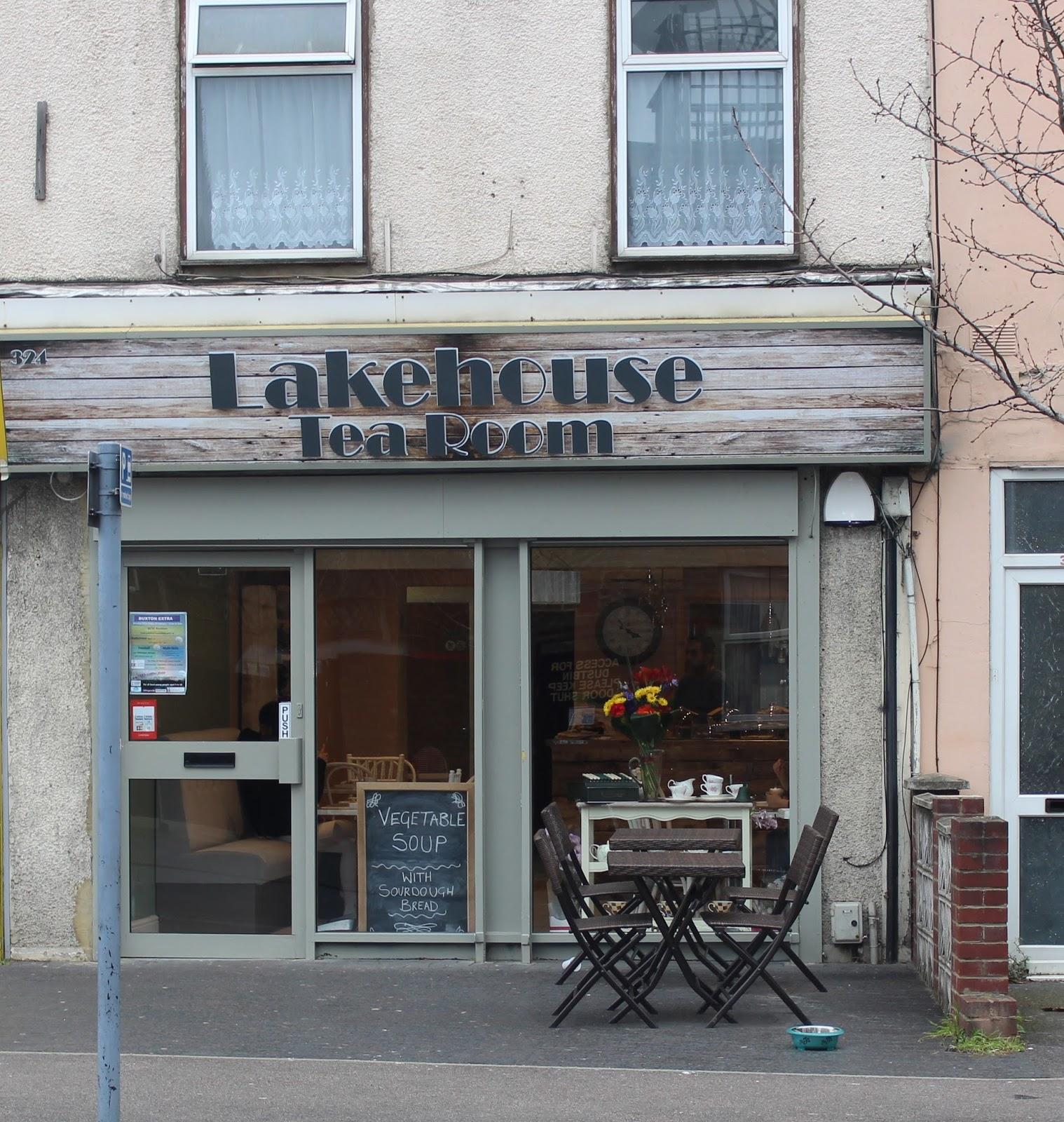 Lake House Tea Room Wanstead