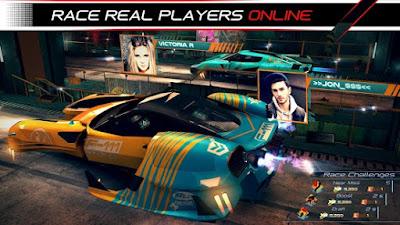 Rival Gears Racing v1.0.5 Mod Apk Android Terbaru