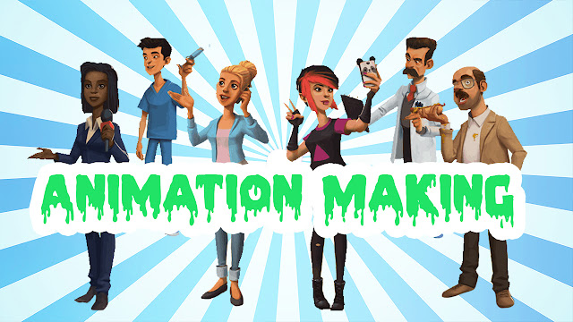 How to make animation easily with Plotagon Software