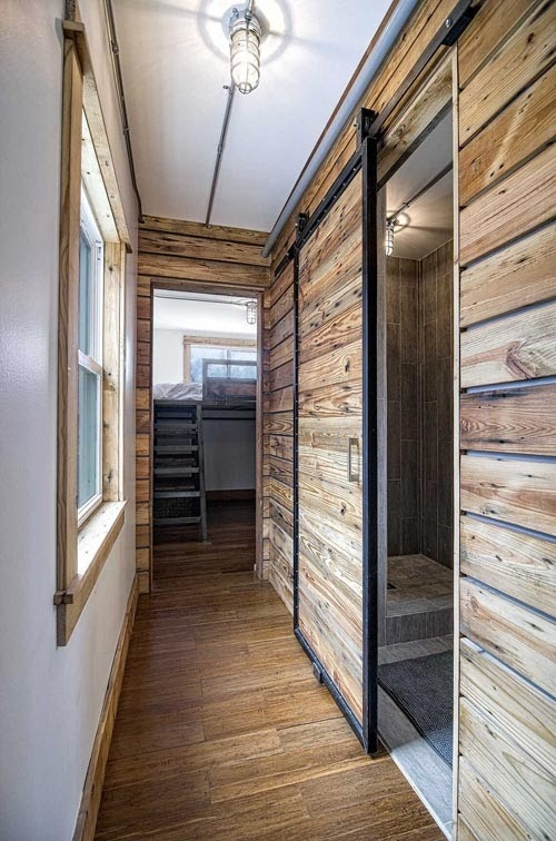 08-Corridor-to-Bedroom-and-Shower-Room-Minimalist-Homes-Architecture-with-the-Minimalist-Container-Home-www-designstack-co
