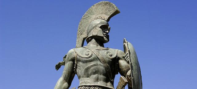 Esparta y el soldado espartano