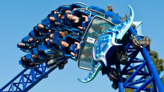 Zero Gravity Theme Park >> Now Open: 8 New Thrill Rides at America's Theme Parks   Mental Floss