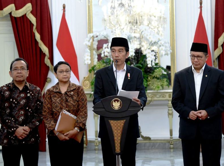 Kuota haji untuk Indonesia tahun 2017, dari 168.800 menjadi 221 ribu