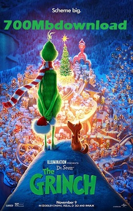 The Grinch 2018 English 700MB WEB-DL ESubs 720p
