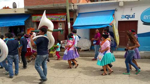 Declaran Patrimonio Cultural Inmaterial de Bolivia al Carnaval de Cotagaita