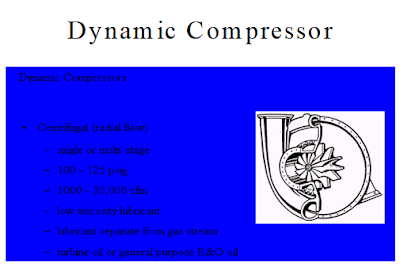 type dynamic compressor Centrifugal Air Compressor