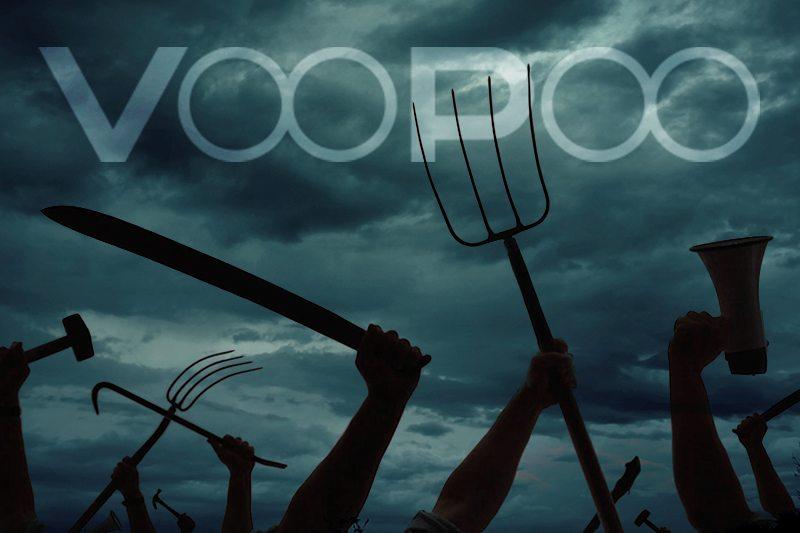 ¿Por qué tantos Vapers están enojados con VOOPOO?