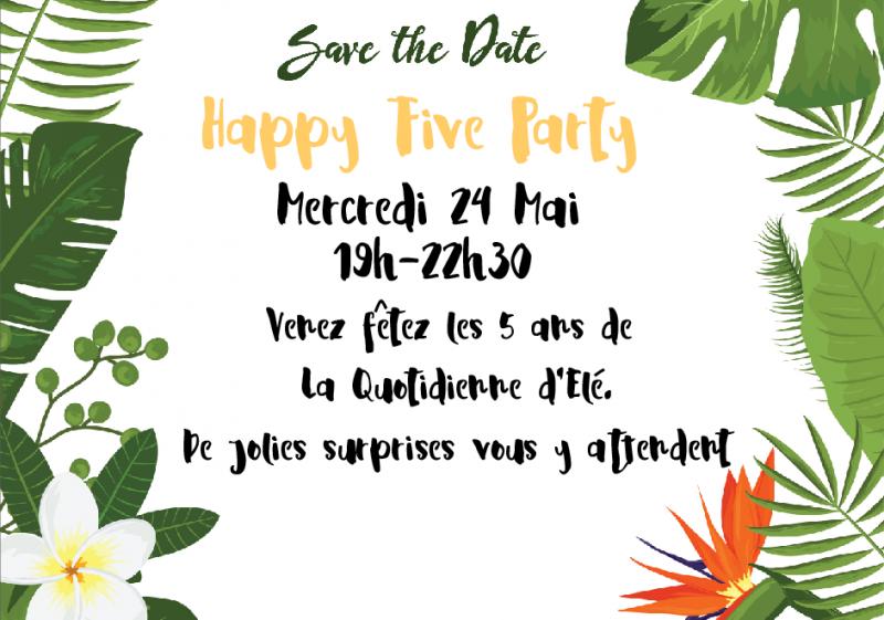 happy five party
