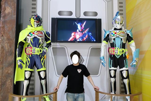 京都東映太秦映画村 仮面ライダースナイプ