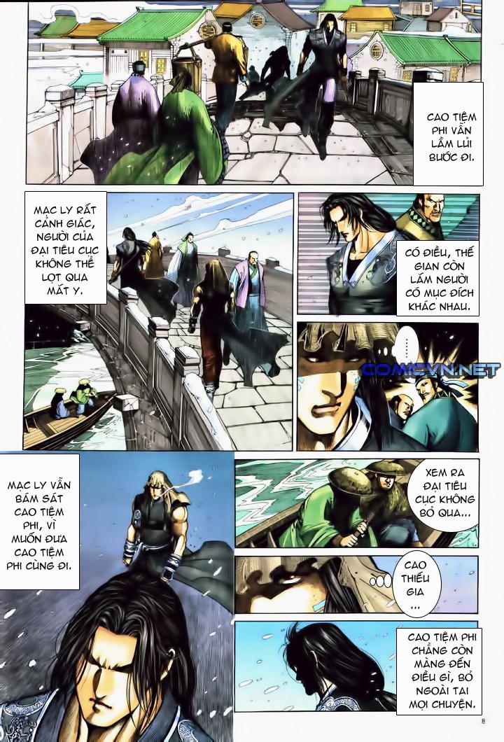 Anh hùng vô lệ Chap 10 trang 6
