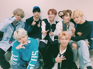 Fakta BTS Update Oktober 2017 part 1 [11/10/17]
