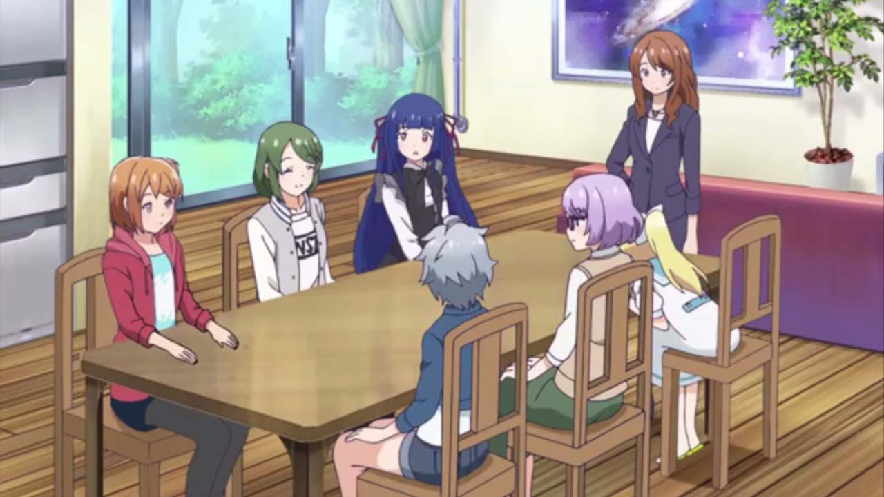 Sora To Umi No Aida Episode 9 Subtitle Indonesia