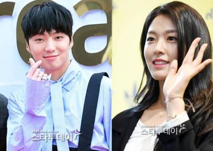 Seolhyun, Hyejeong, Mino, Seungyoon, Jooe y Dayoung