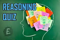 Reasoning Quiz 45 - Competitive Exams - IBPS/SSC/RRB/Banking Exams