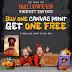 Halloween Flash Sale 🎃 Buy 1 Get 1 Free on Canvas Print