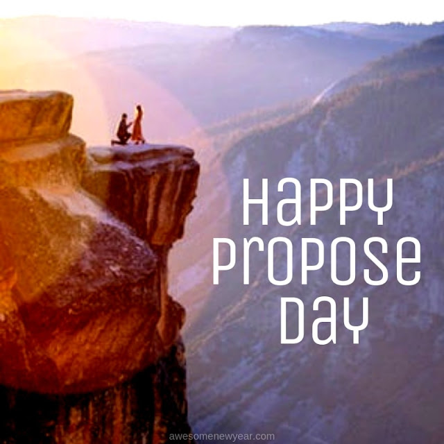 Happy Propose Day Photos