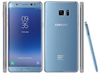 Harga Samsung Galaxy Note FE Keluaran Terbaru Spesifikasi Lengkap