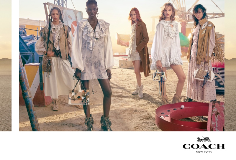 Coach Spring/Summer 2019 Campaign