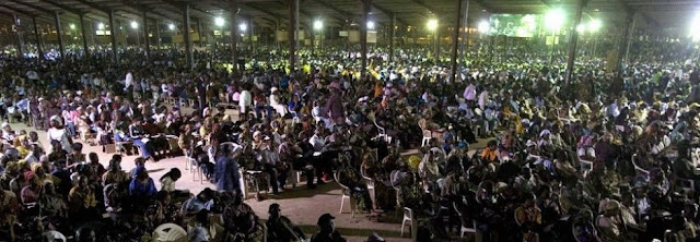 Police arrest 236 at Redemption Camp, say criminals now use church as hideout