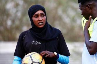 Η πρώτη γυναίκα προπονήτρια ανδρικής ομάδας στον αραβικό κόσμο