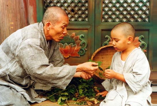 Alumno y Maestro de Reiki