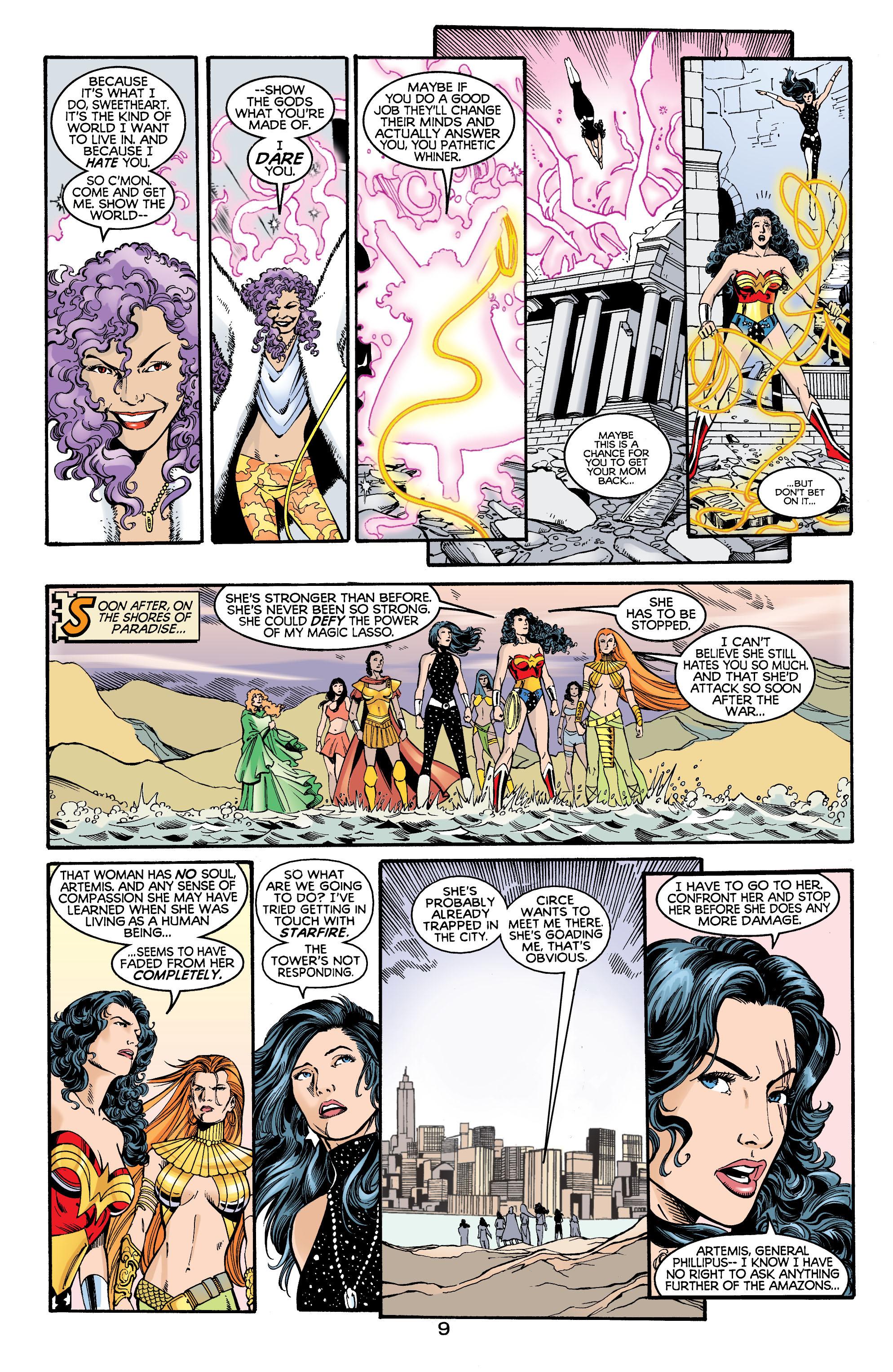 Read online Wonder Woman (1987) comic -  Issue #174 - 10